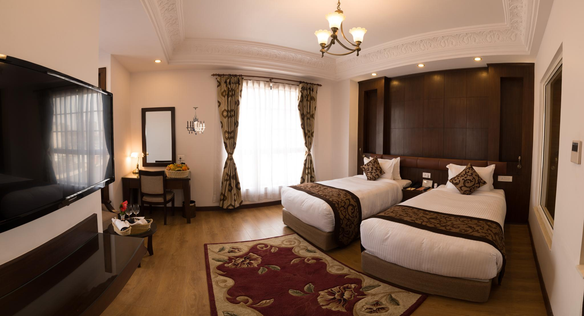 Executive Deluxe Single room