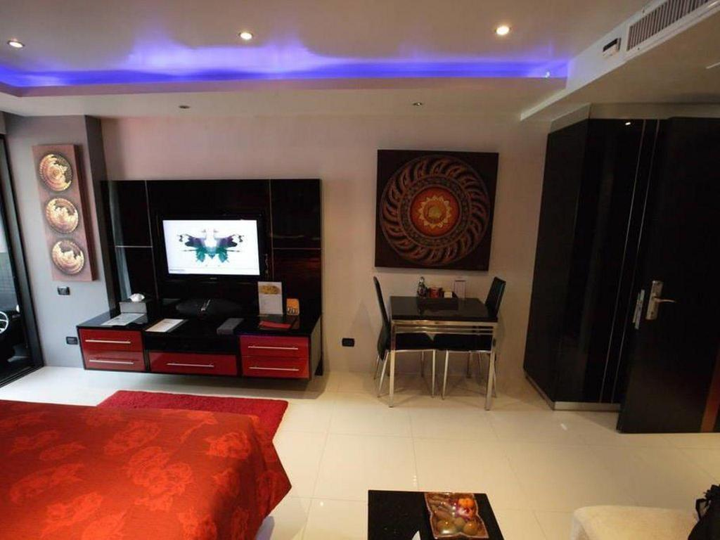 Interior view Absolute Bangla Suites Unit 105