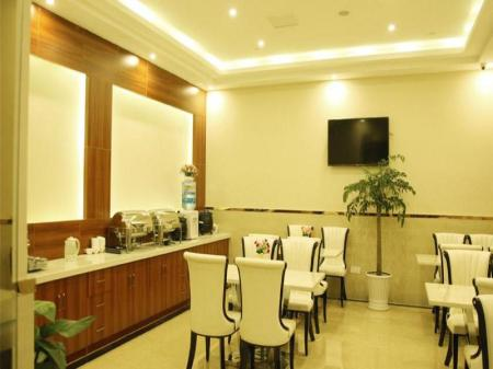 Restaurant GreenTree Inn Xuzhou Tongshan District Norman University XueYuan Road Shell Hotel