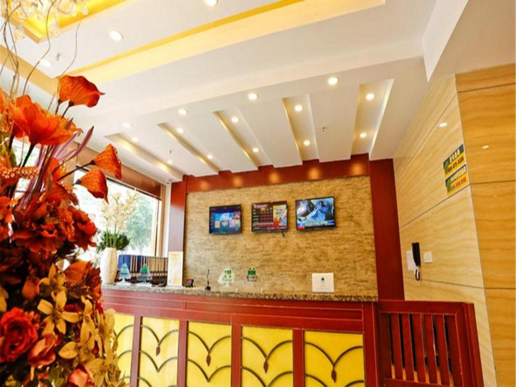 GreenTree Inn Xuzhou Tongshan District Norman University XueYuan Road Shell Hotel