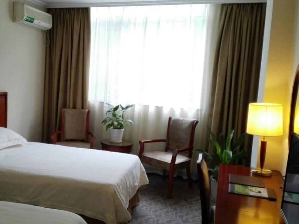 GreenTree Inn Jiangsu Suzhou New District Science and