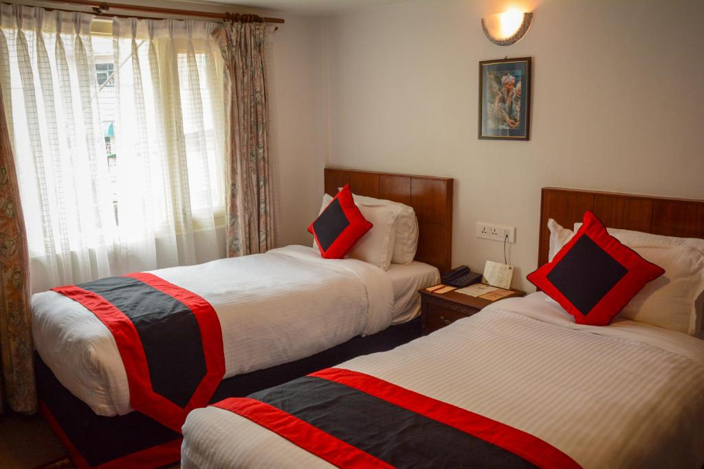 Standard Double Room - Bed Maya Manor Boutique Hotel by KGH Group