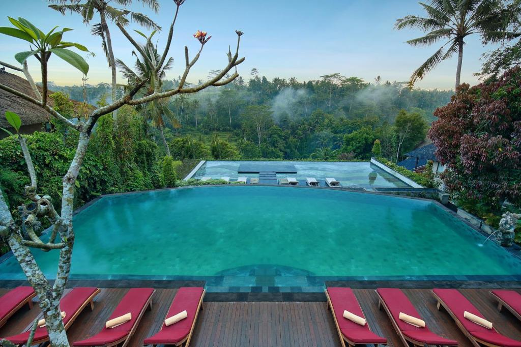 Carte Satellite Bali.Jannata Resort And Spa In Bali Room Deals Photos Reviews