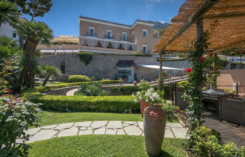 Villa Marina Capri Hotel Spa Italy Photos Room Rates