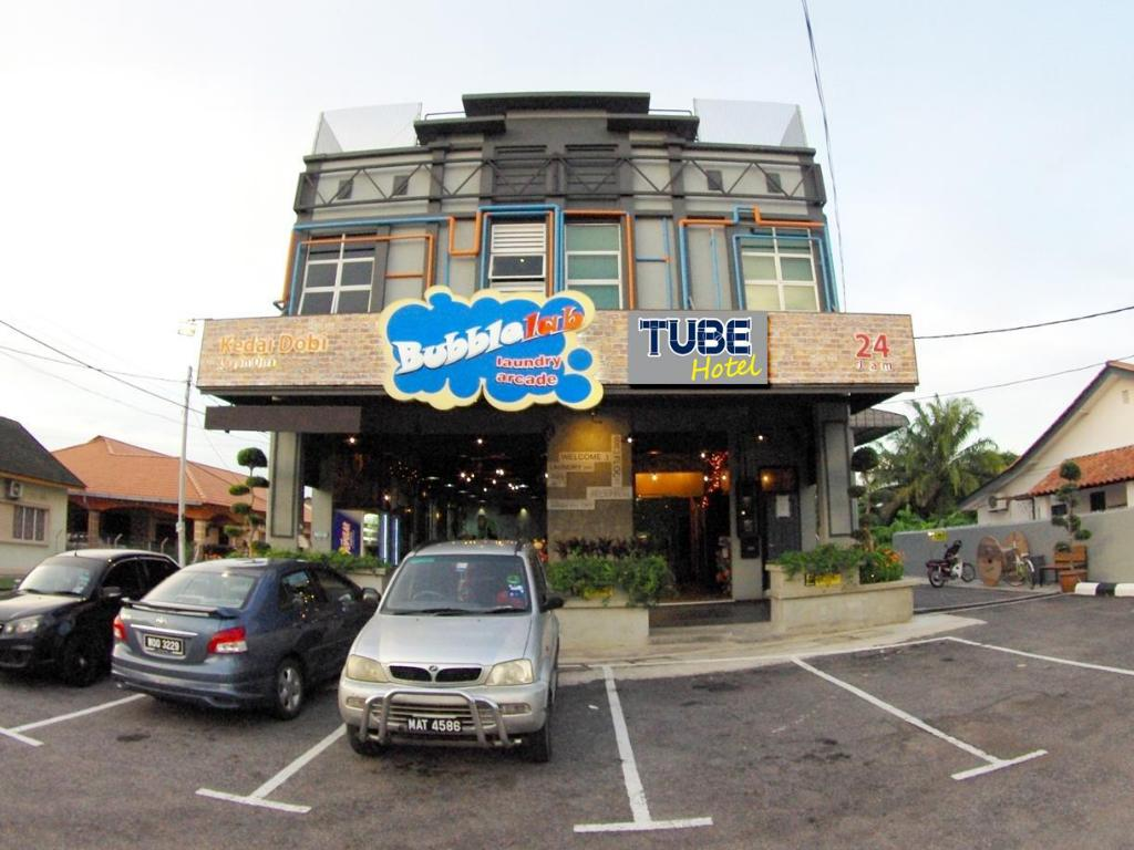 More About Tube Hotel Melaka