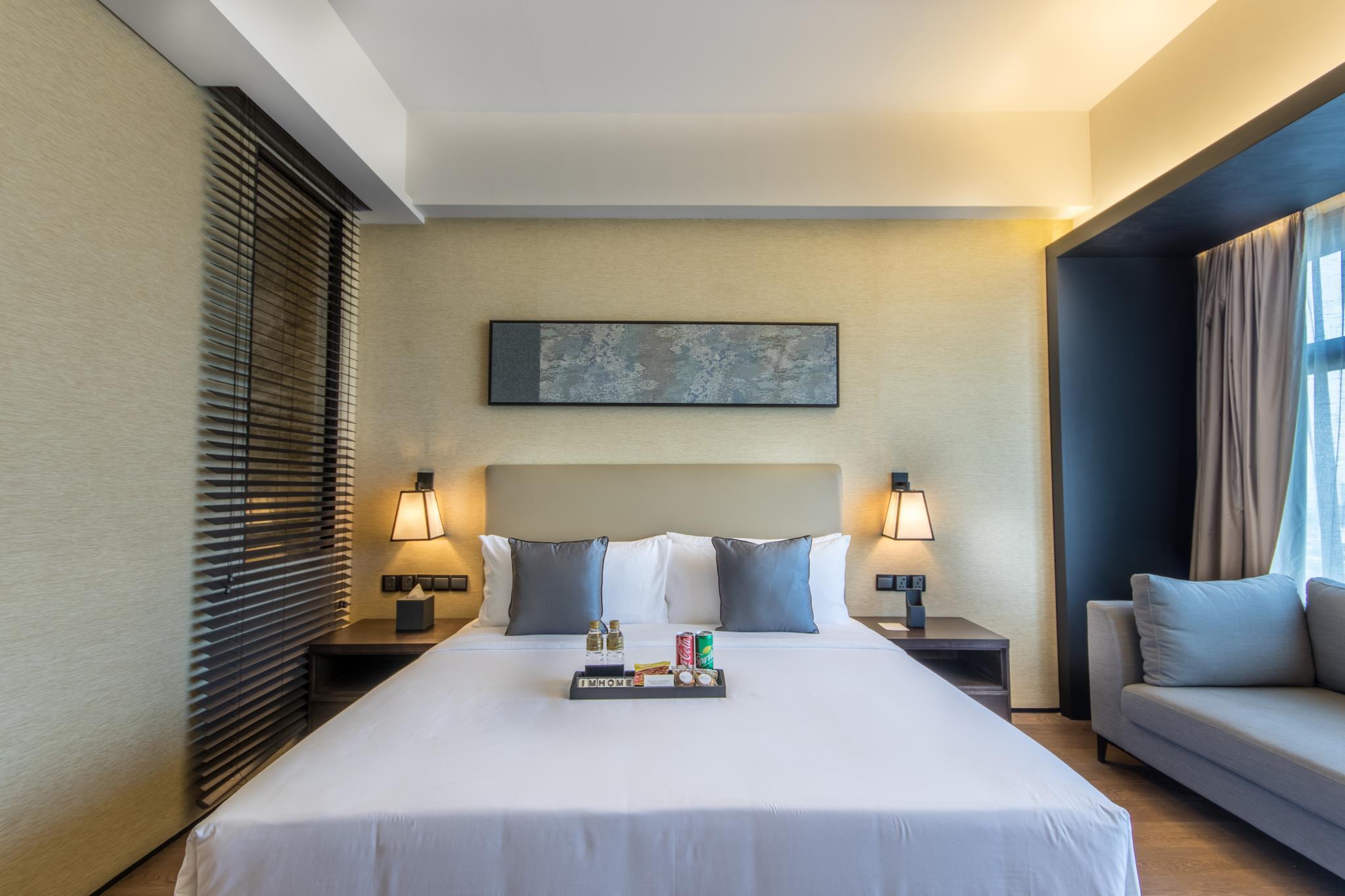 Classic Studio - Bed I\u0027M Hotel & I\u0027M Hotel in Manila - Room Deals Photos \u0026 Reviews