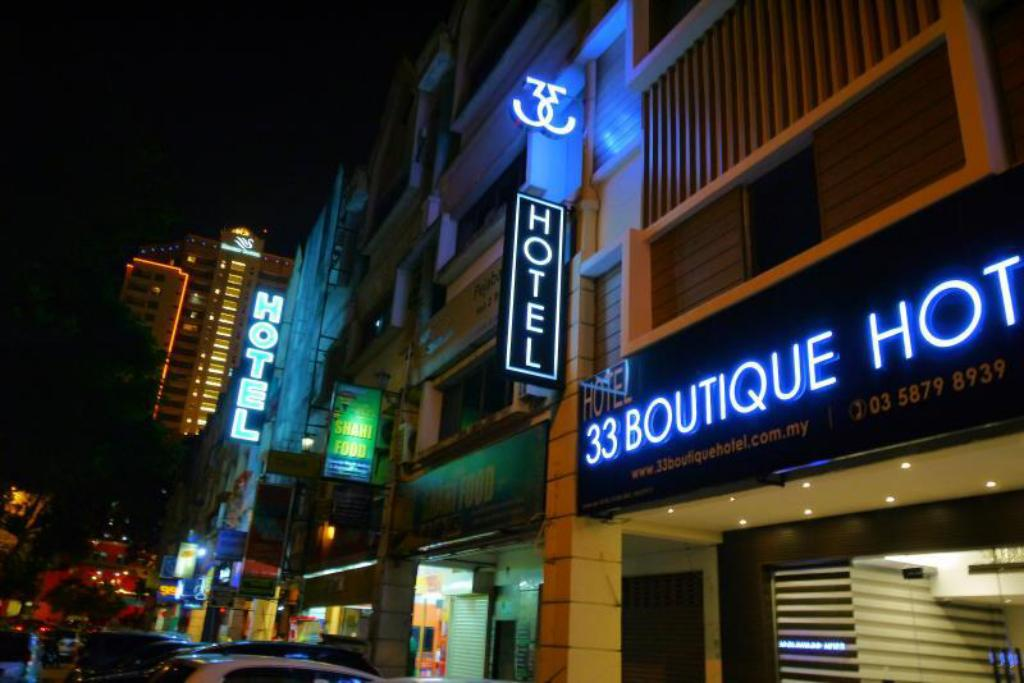 More about 33 Boutique Hotel