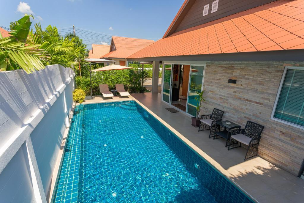 Se alla 43 bilder The Ville Pool Villa Jomtien (Luxury pool Villa A23 / 3 BR 6-8 Persons)
