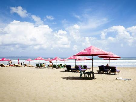 Beach The Baganding Villa Bali- an elite haven