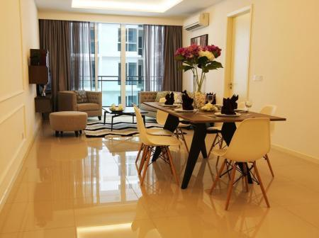 Interior view The Shore Hotel & Residences