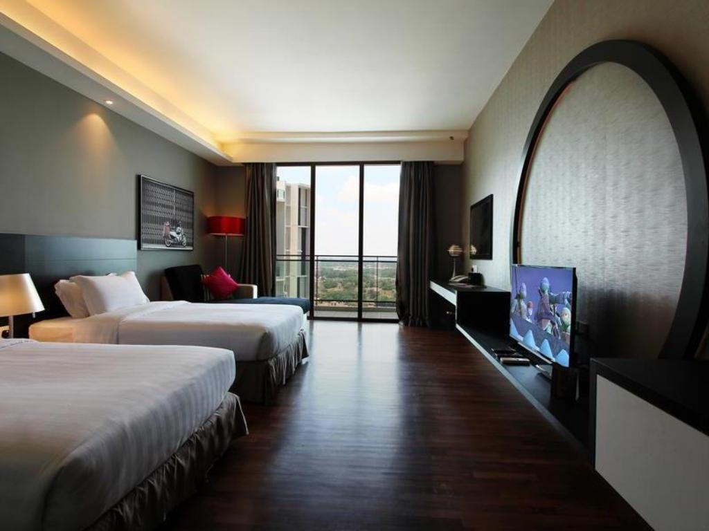 Studio Suite The Shore Hotel & Residences