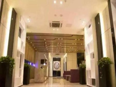 Lobby Lavande Hotel Yichang Dong Shan Street Branch