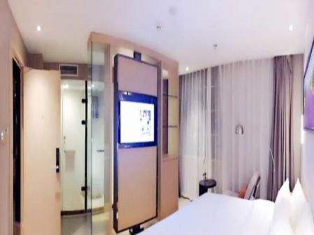 Superior King No Window Lavande Hotel Yichang Dong Shan Street Branch