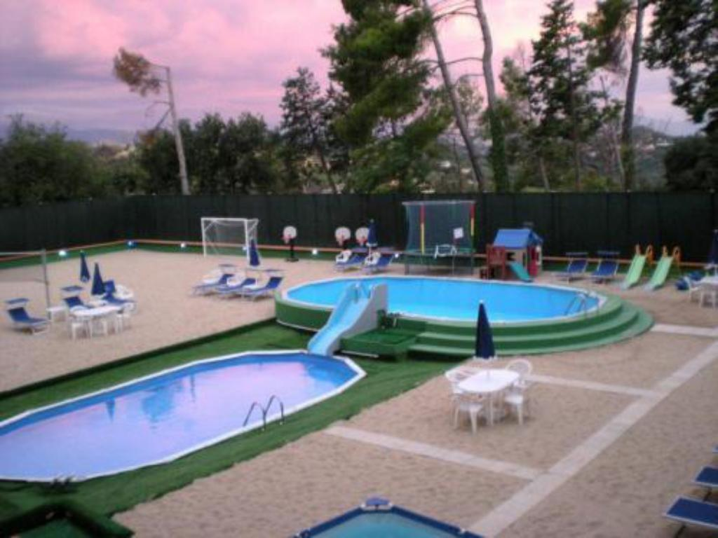 Swimming pool Parc Hotel Villa Immacolata