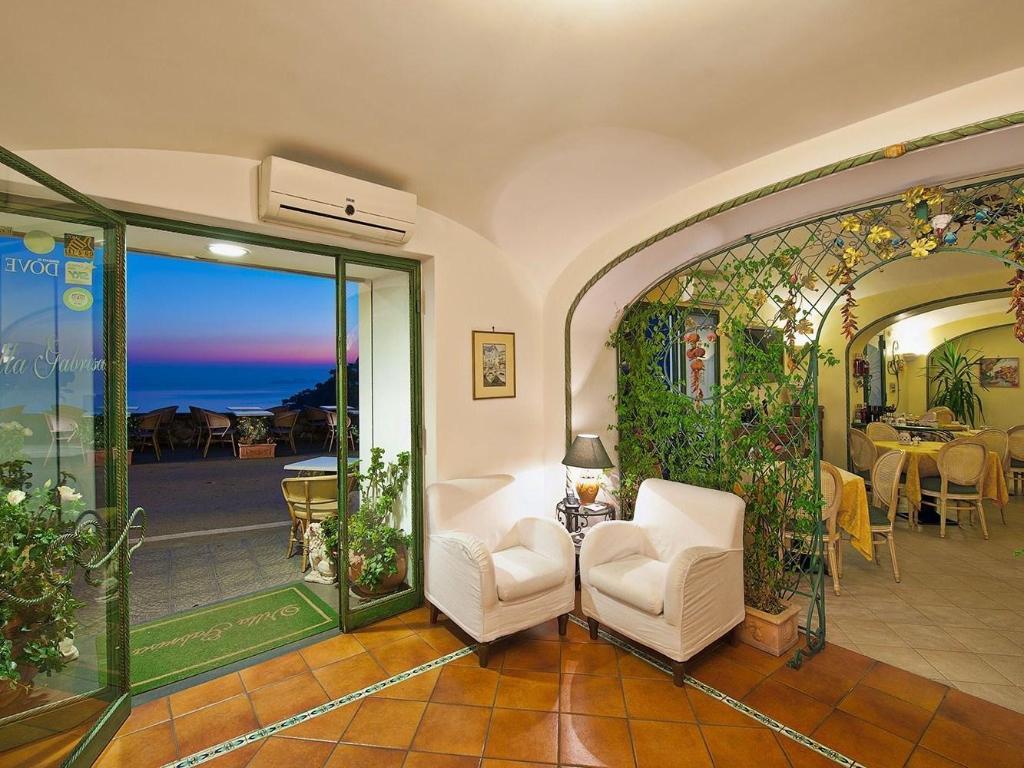 Idee Renovation Salon hotel villa gabrisa, positano - booking deals, photos & reviews