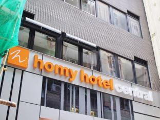 Homy Hotel Central