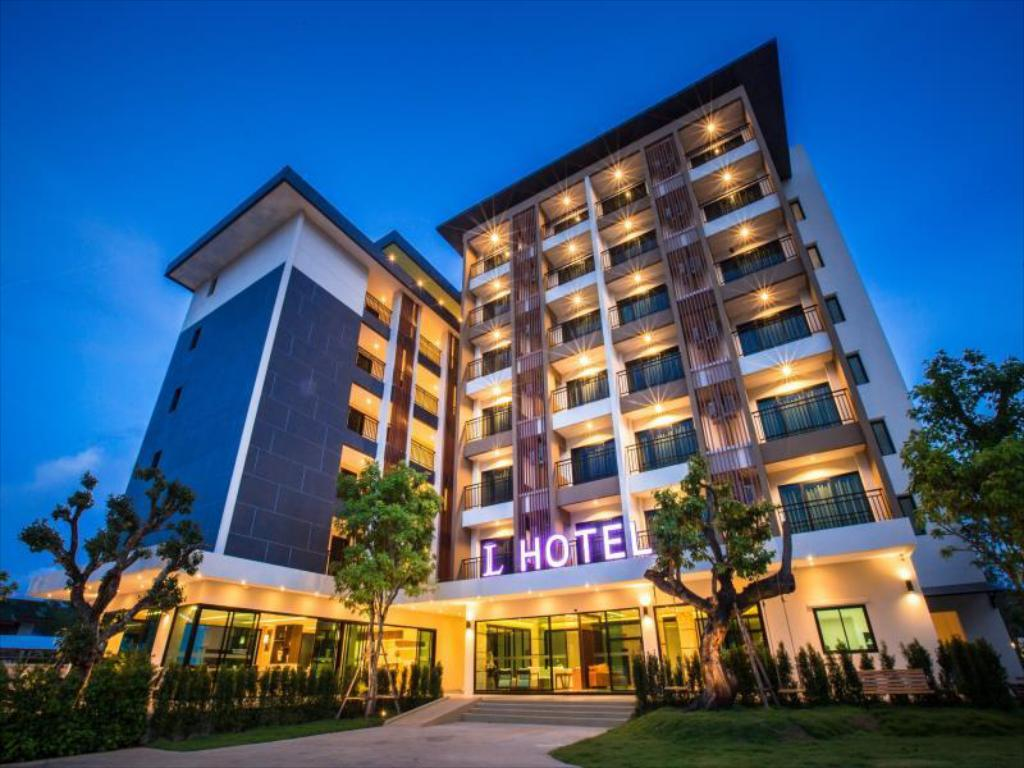 Best Price on L Hotel in Khon Kaen + Reviews!