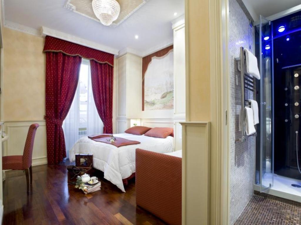 Al Viminale Hill Inn Amp Hotel In Rome Room Deals Photos