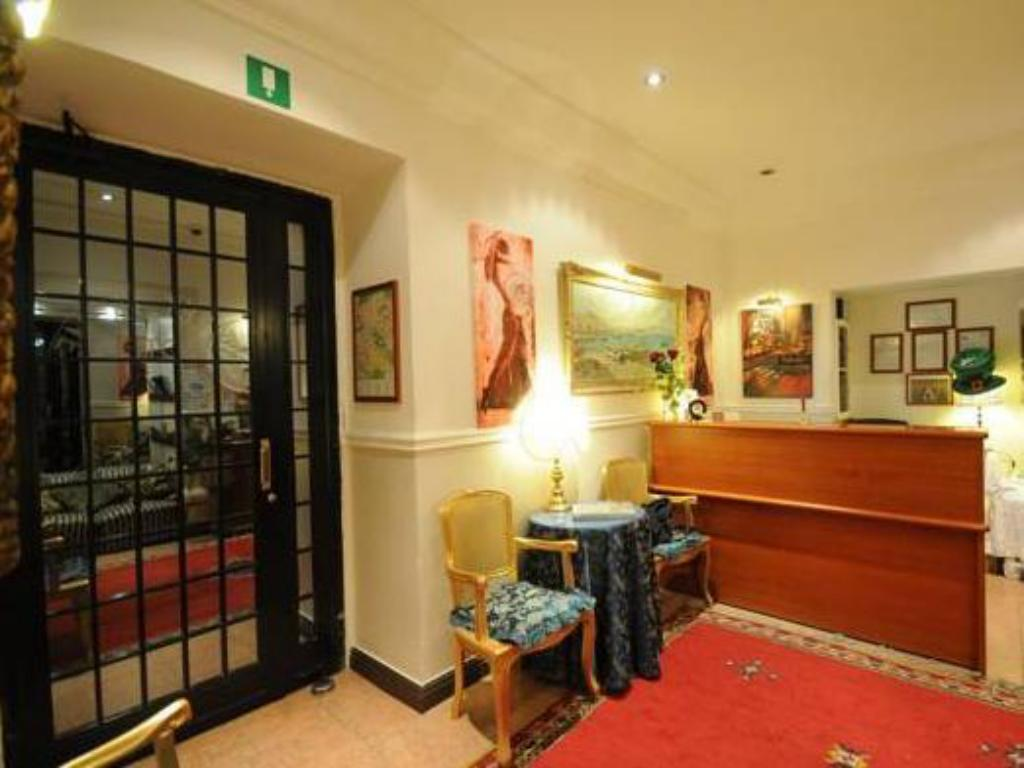Lobby. Best Price on Hotel Sweet Home in Rome   Reviews