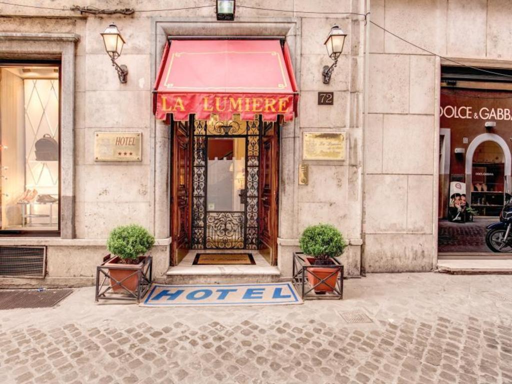Hotel La Lumiere Di Piazza Di Spagna In Rome Room Deals