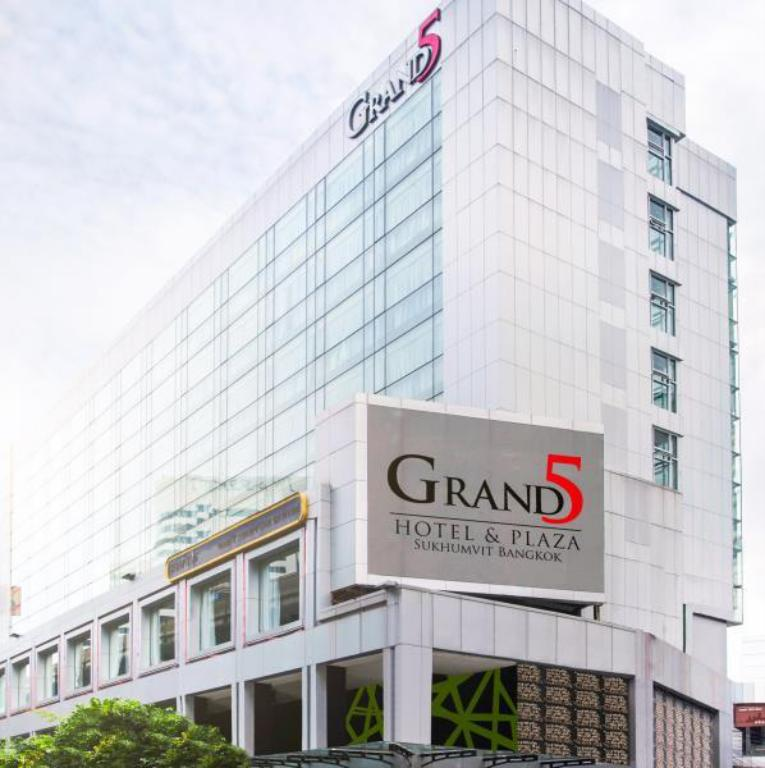 More about Grand 5 Hotel & Plaza Sukhumvit Bangkok