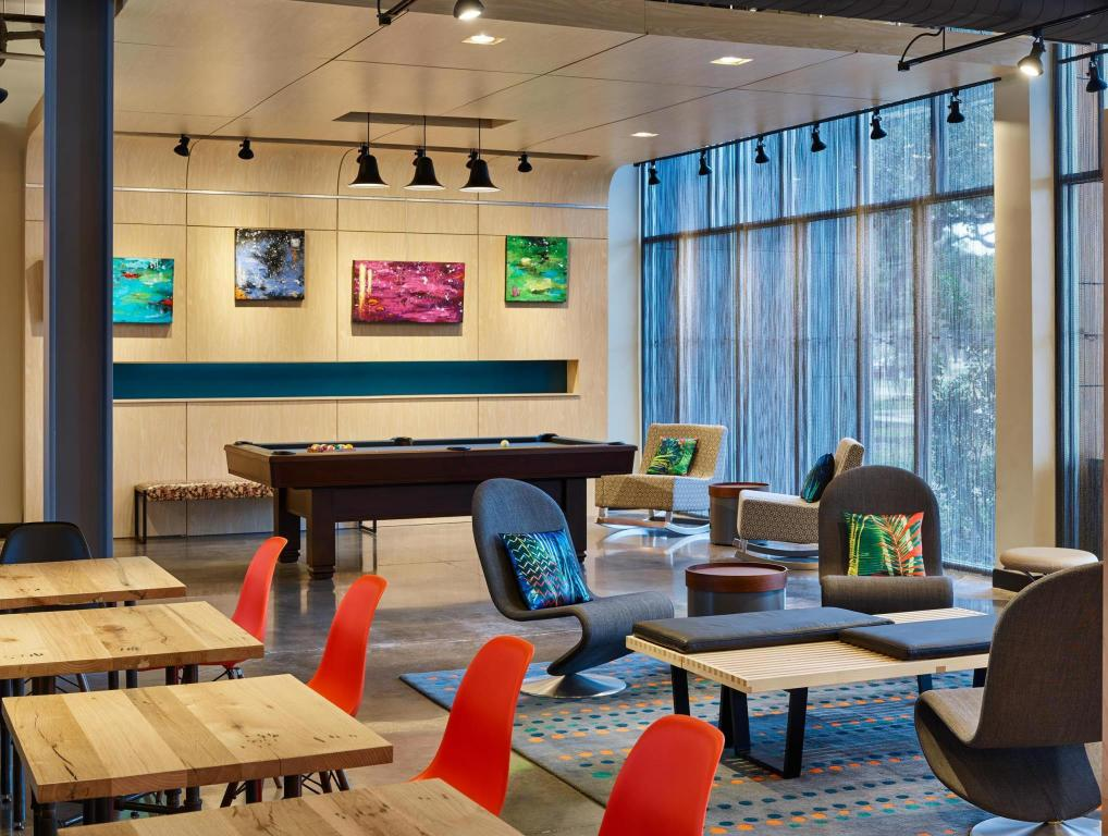 Interno Aloft Austin Northwest