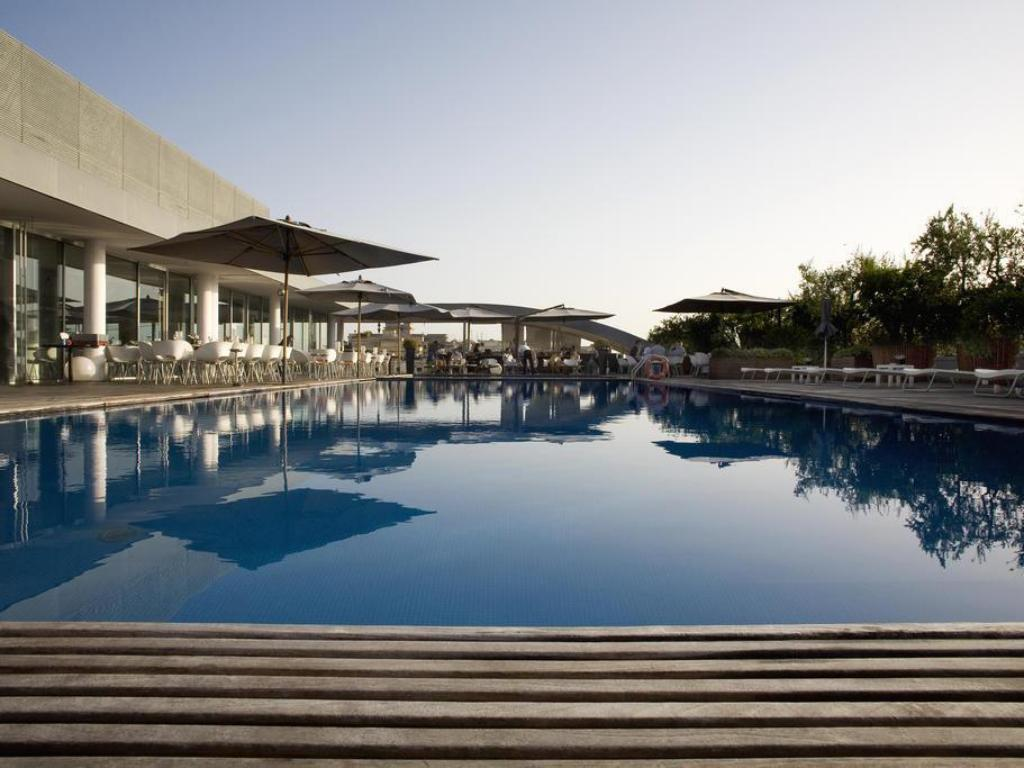 Best price on radisson blu es hotel rome in rome reviews for Hotel piscina roma