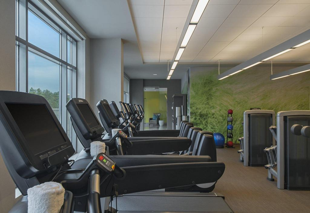 gimnasio The Westin The Woodl&s (The Westin The Woodlands)