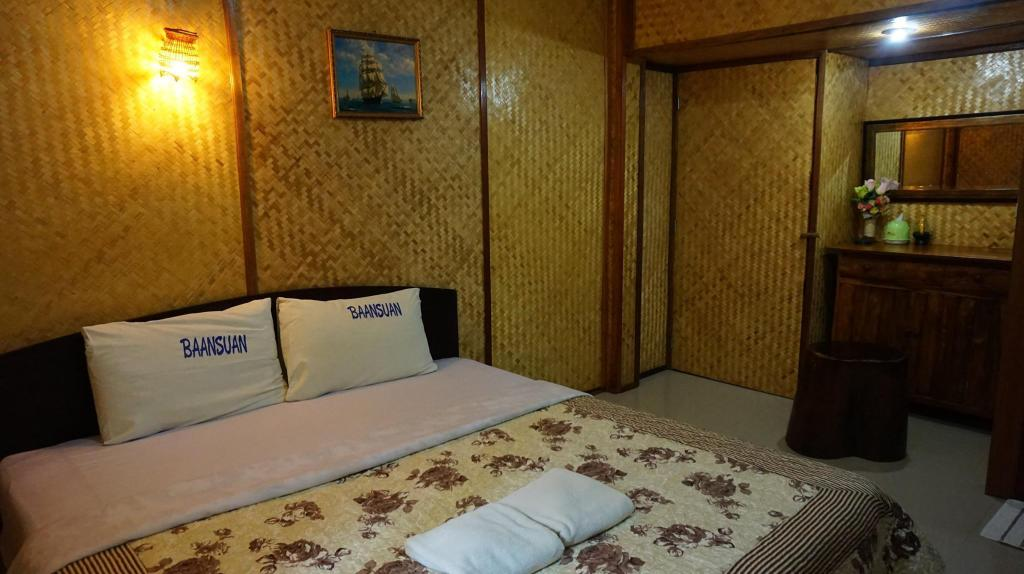 Garden Bungalow Double with Air Conditioning Khun Mai Baan Suan Resort