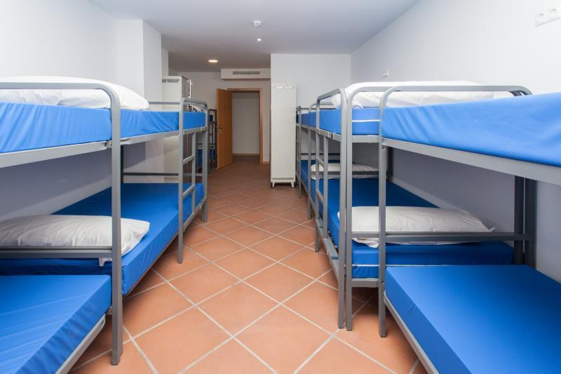 12 Bed Mixed Dormitory room