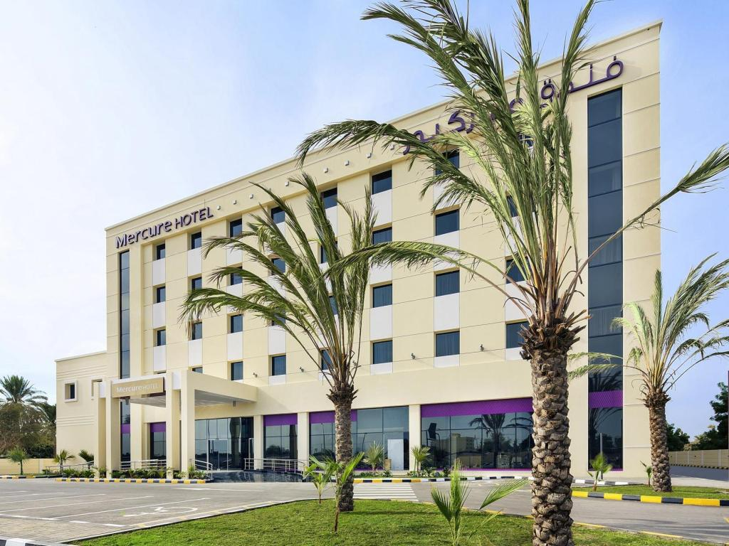 Mercure Sohar in Oman - Room Deals, Photos & Reviews