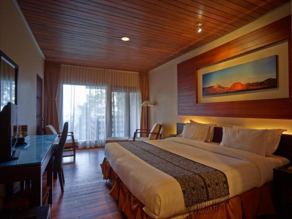 Executive Room - Bed and Breakfast Jiwa Jawa Resort Bromo