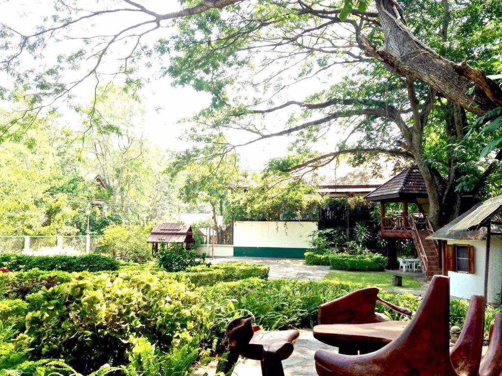 Best Price On Evergreen Home With Treehouse In Khao Yai