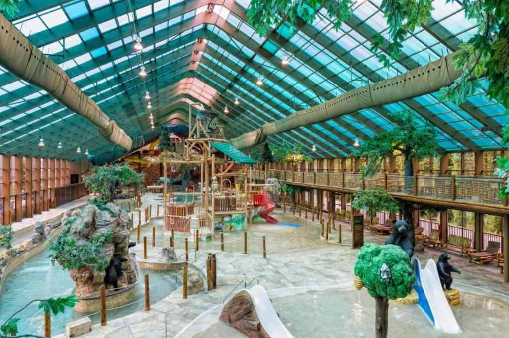 Recreational facilities Westgate Smoky Mountain Resort and Spa