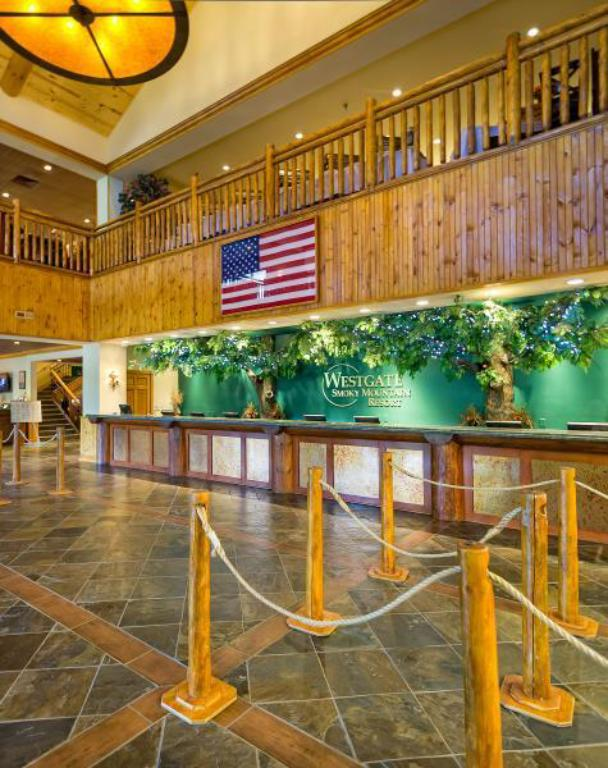 Lobby Westgate Smoky Mountain Resort and Spa