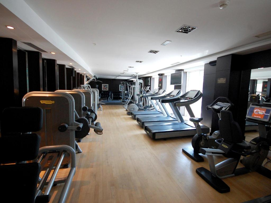Fitness center E&T Holiday Homes - Residences 7