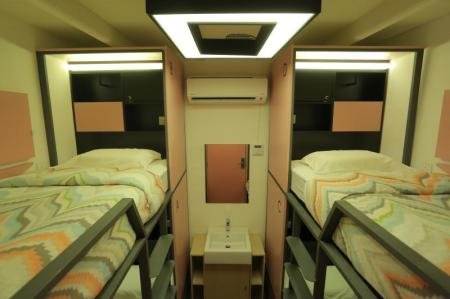 1 Person in 4-Bed Dormitory - Female Only Nomaps Hostel