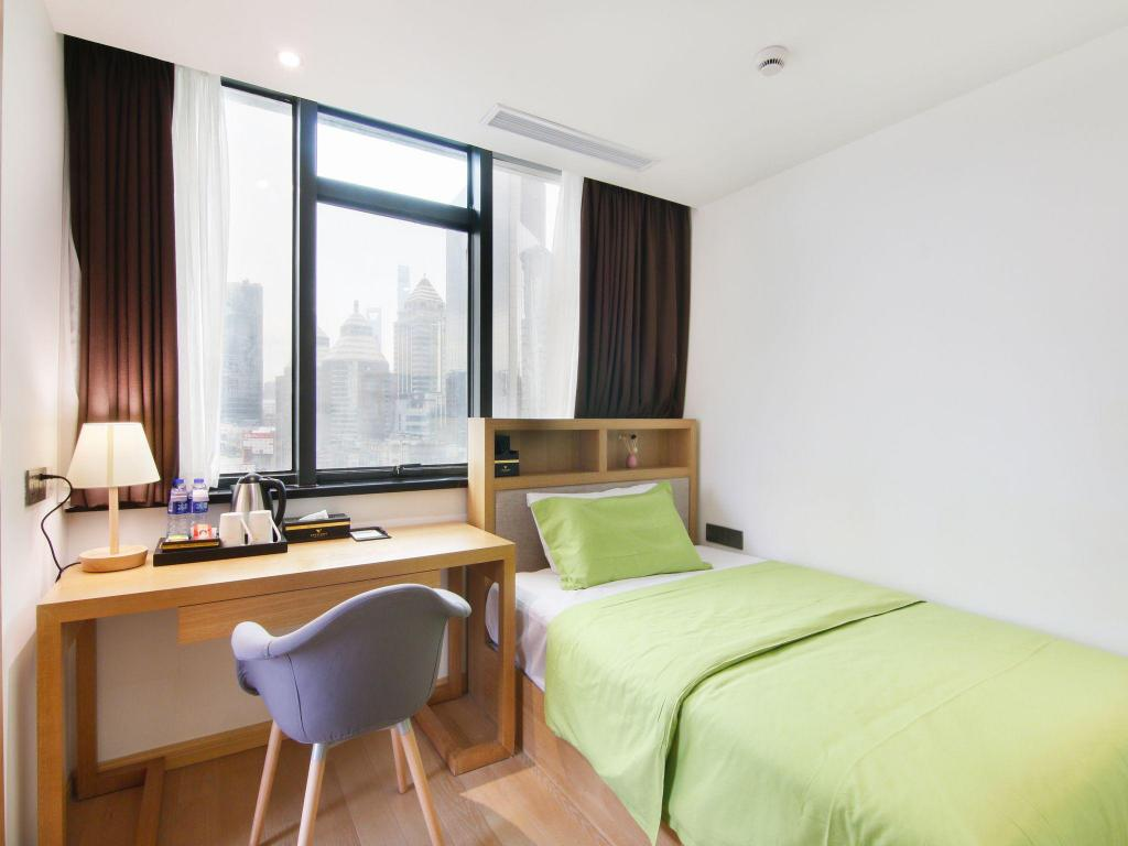 Sweetome Boutique Apartment Shanghai East Nanjing Road Entire ...