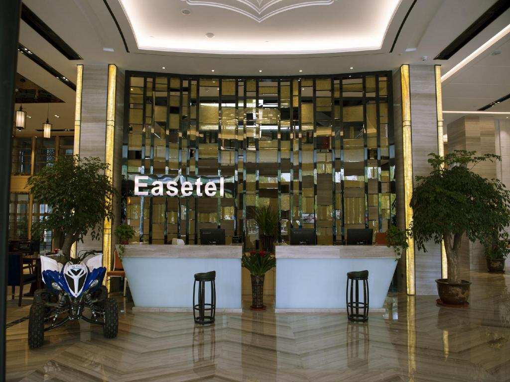 Qingdao Easetel Hotel Chengyang Branch in China - Room Deals, Photos ...