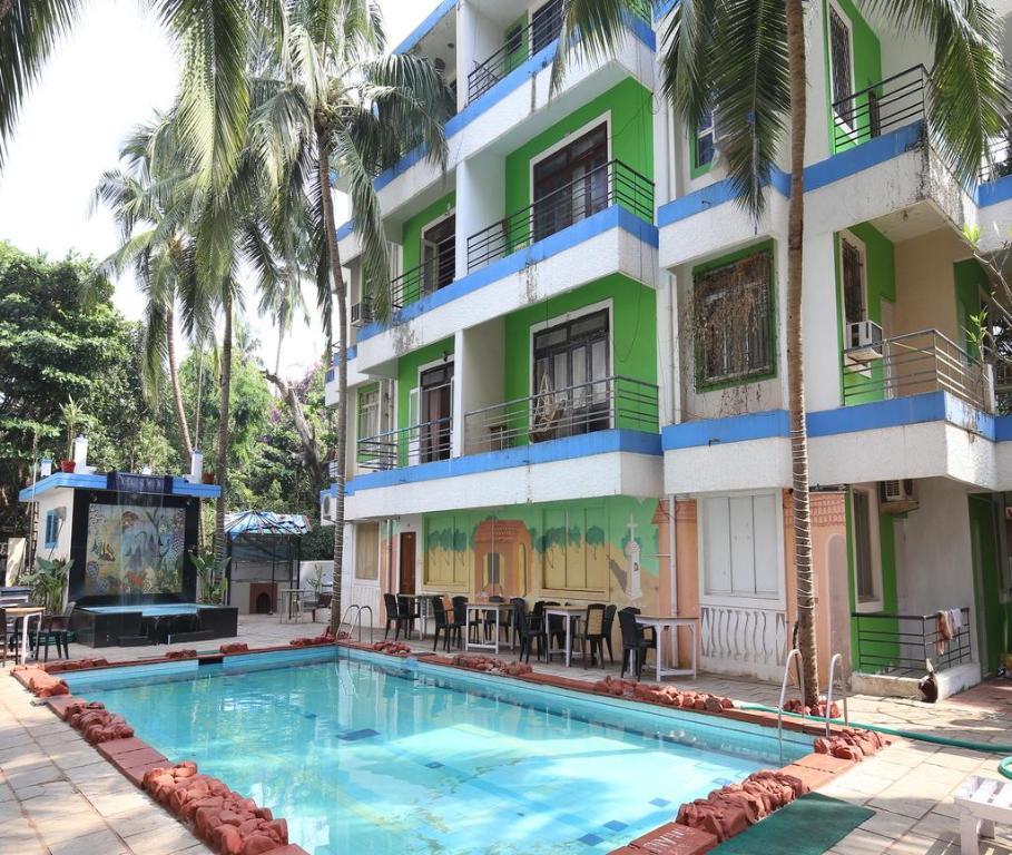 FabHotel Magnum Candolim Beach in Goa - Room Deals, Photos