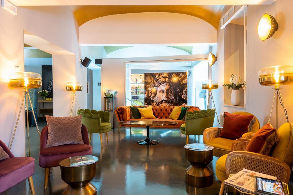 Leonardo Boutique Hotel Rome Termini in Italy - Room Deals ...
