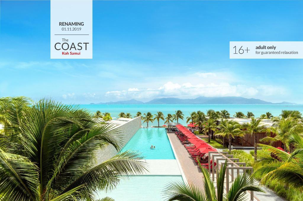 The COAST Adults Only Resort and Spa - Koh Samui