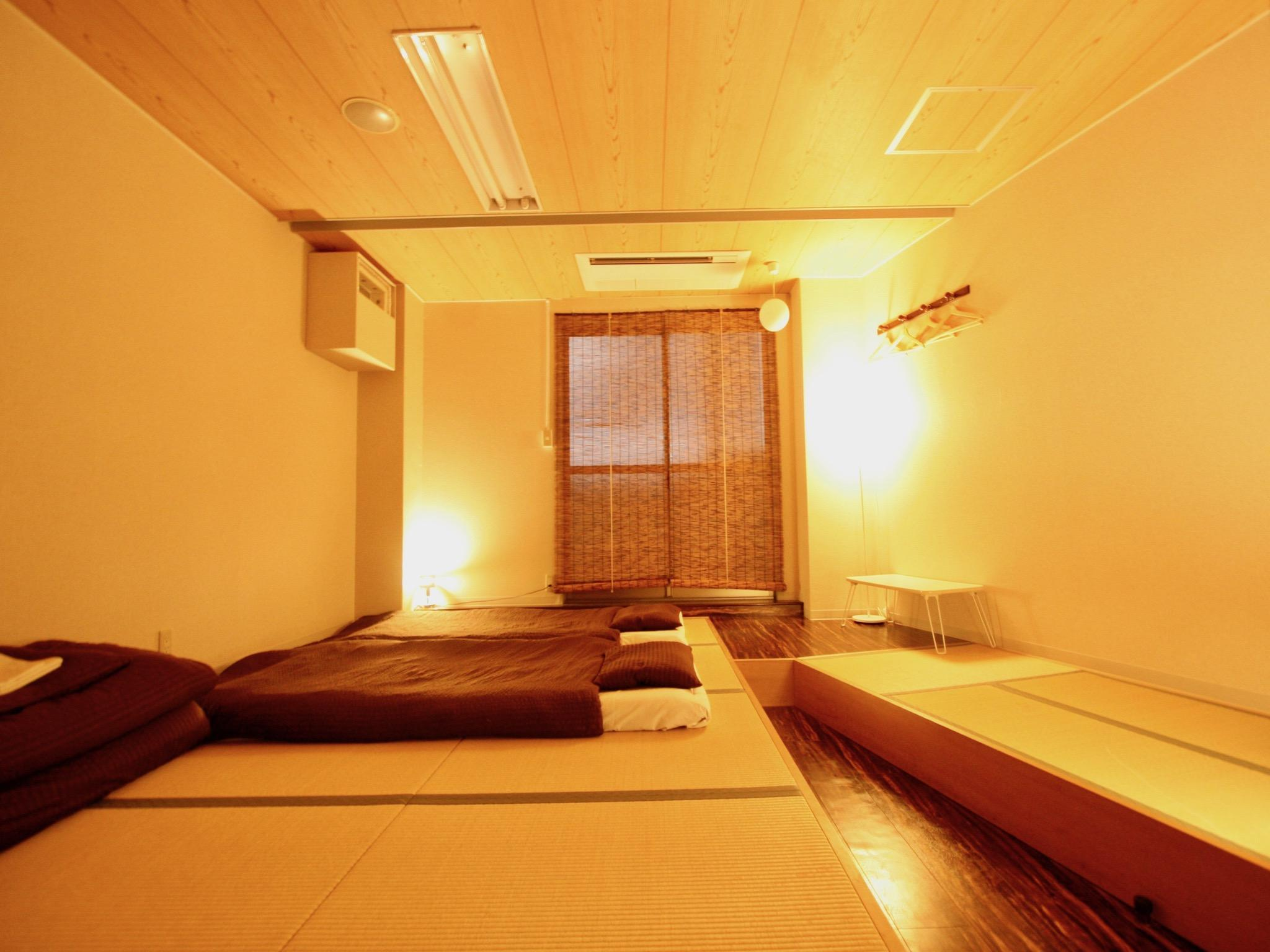 Japanese Room (6 persons)