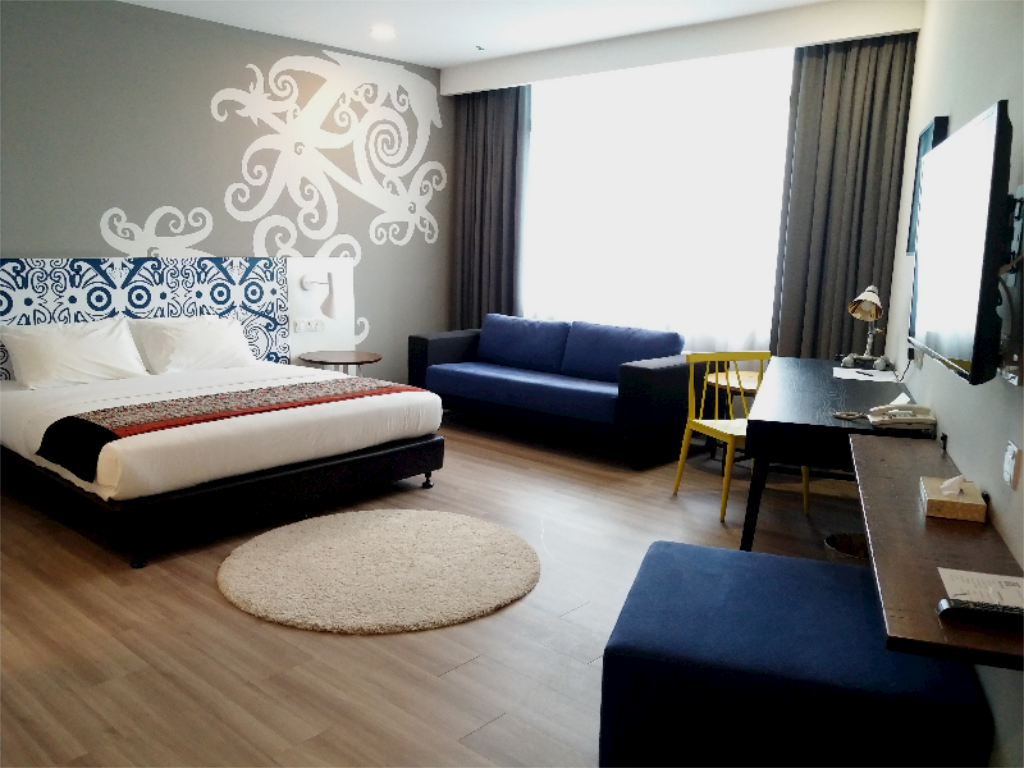 Club King - Guestroom @Thome Boutique Hotel