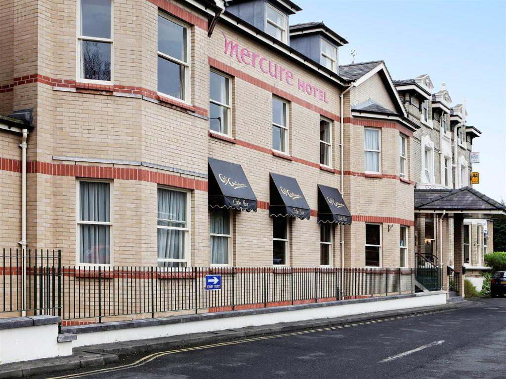 More about Mercure Altrincham Bowdon Hotel