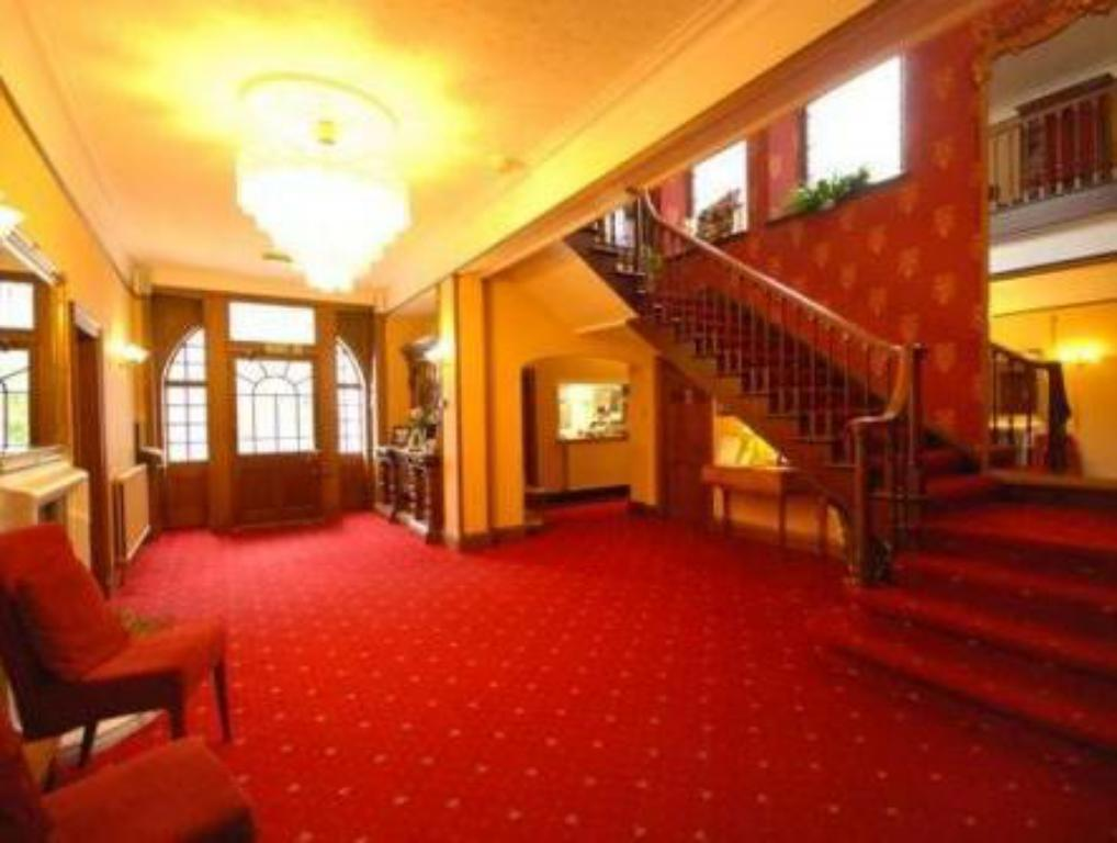Interior view Fife Lodge Hotel