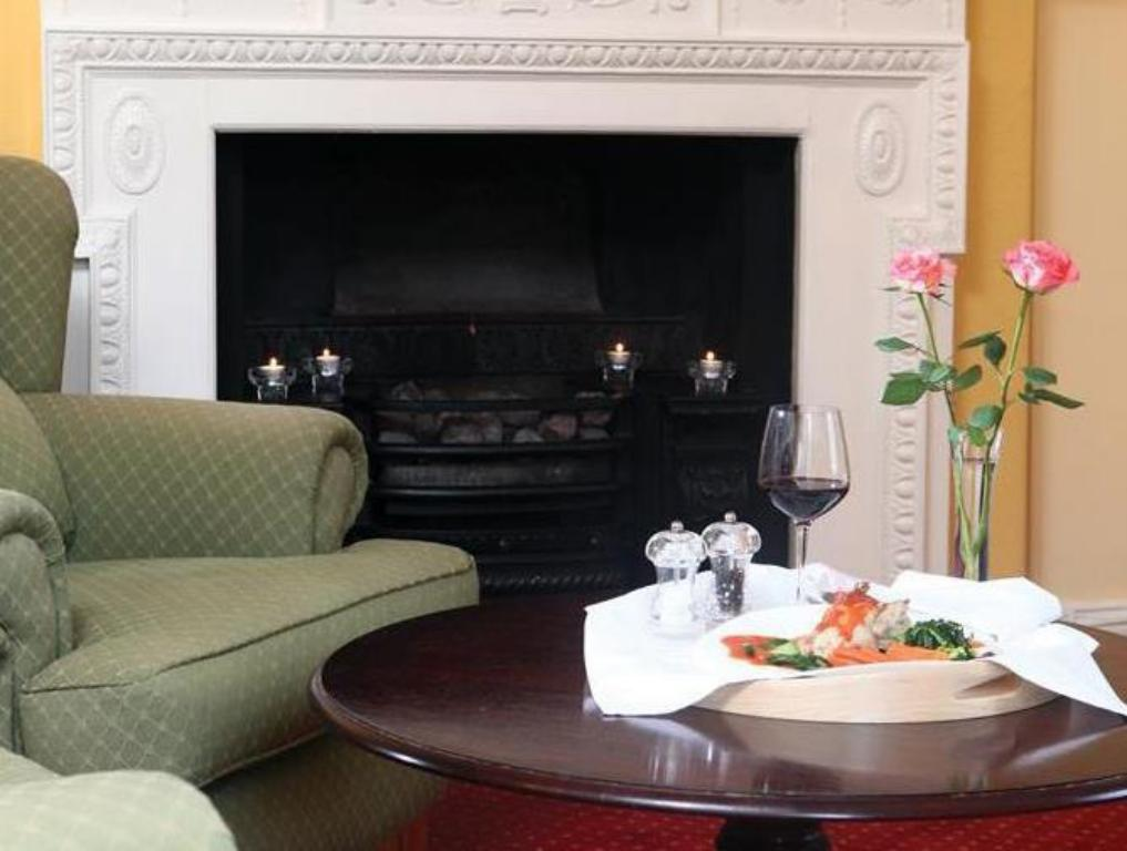 ردهة Best Western Henbury Lodge Hotel