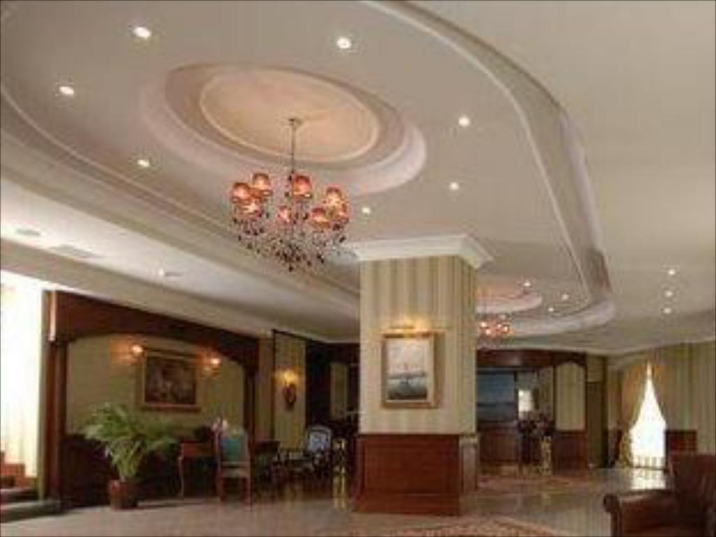 Interior view Grand Yavuz Hotel
