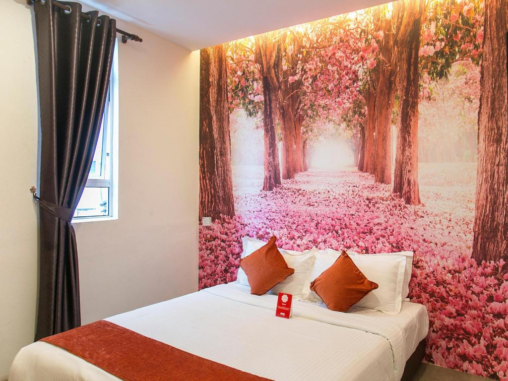 Double or Twin Room with Private Bathroom OYO 164 Hotel Sri Permaisuri Cheras