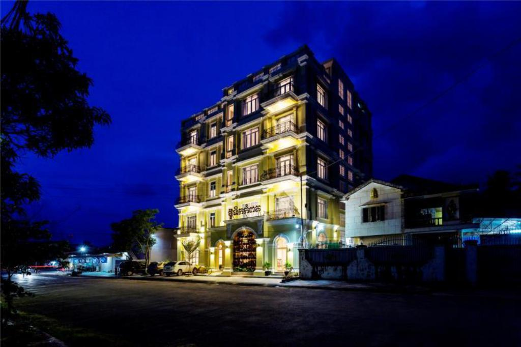 More about Boutique Kampot Hotel